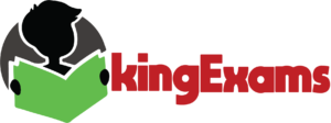 LOGO OF THE KINGEXAMS.COM | printable pdf practice tests