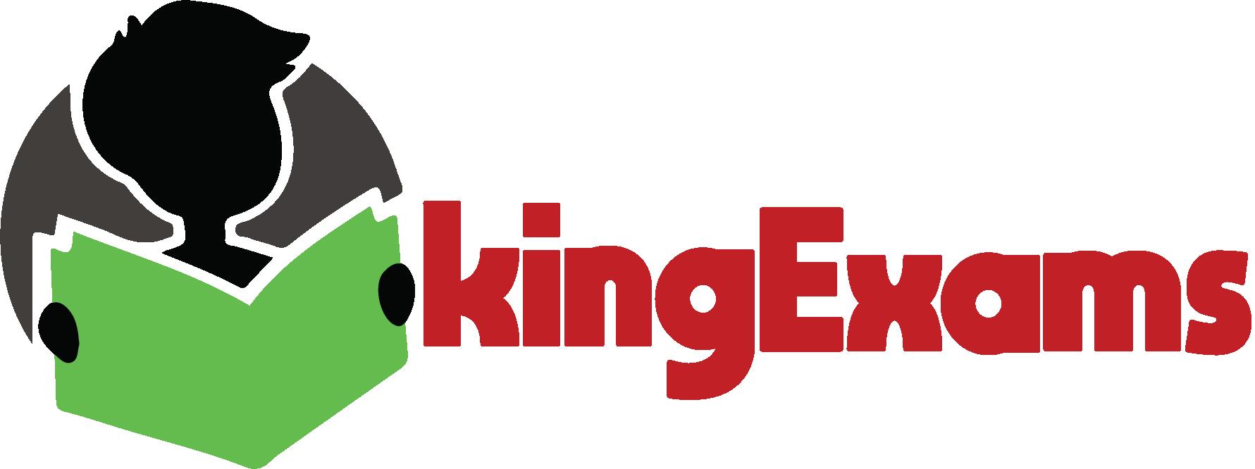 kingexams' logo