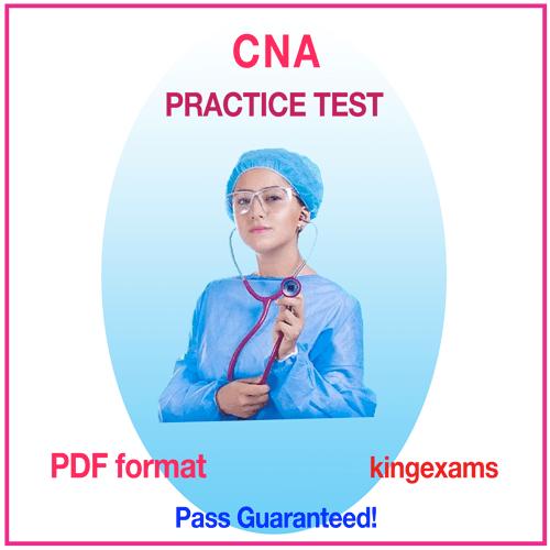CNA practice test - CNA test - PRINTABLE CNA PRACTICE TEST free