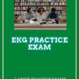 EKG Practice Test 2021