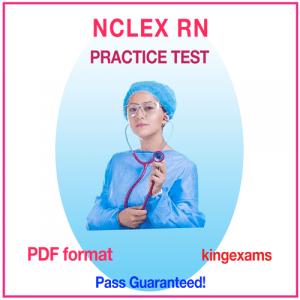 NCLEX-RN Practice Test 2021