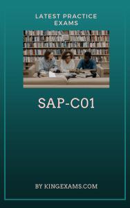 SAP-C01 AMAZON AWS ARCHITECH PROFESSIONAL kingexams.com